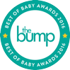 Best of Baby Awards 2016 - The Bump Award Logo