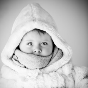 baby cold outside
