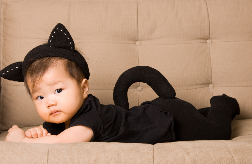 Last Minute Halloween Costumes for Babies  449c6bf692f8