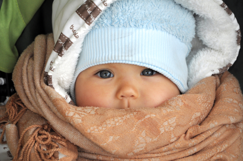 7 Tips To Keep Your Babies Skin Protected All Winter Long