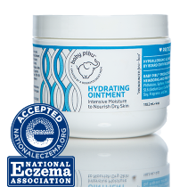 national eczema association hydrating ointment