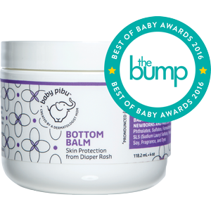 Diaper Rash Treatment - Bottom Balm - The bump awards 2016