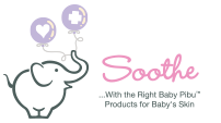 Soothe with the right Baby Pibu products for Baby's Skin