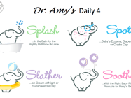 Dr. Amy's Daily 4 Checklist
