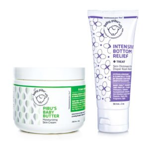 baby diaper rash treatment bundle