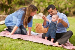 fun outdoor activities with baby
