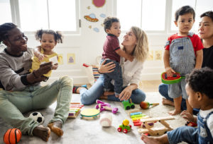 Preparing your Baby or Toddler for Daycare or Preschool